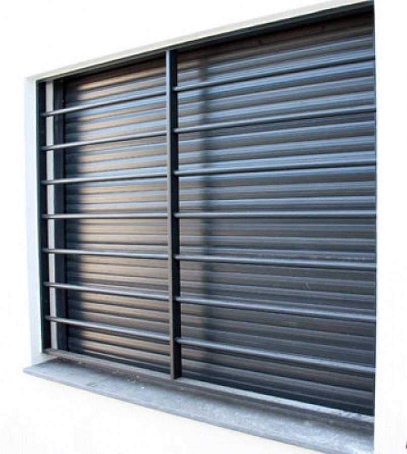 Tipos de rejas para ventanas for Tipos de aluminio para ventanas