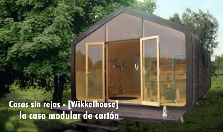 casas sin rejas casa de carton