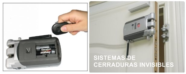 cerraduras invisibles