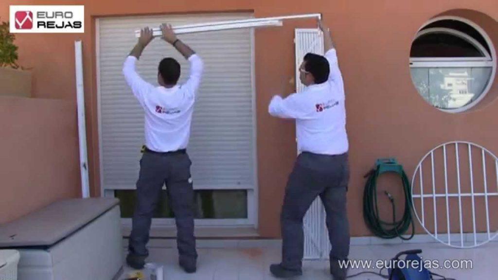 Presupuestador de rejas de ventanas