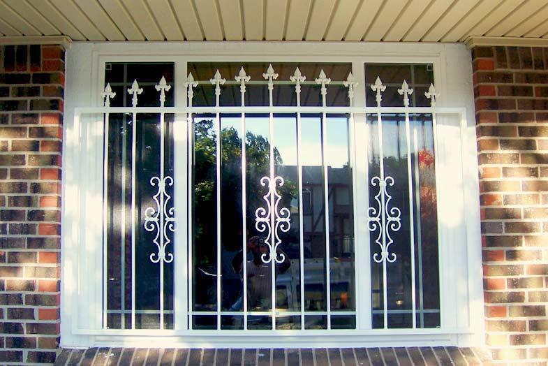 Instalación de rejas de seguridad para ventanas